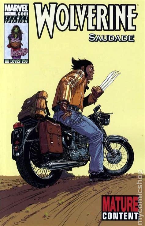 saudade books wolverine saudade 2008 comic books