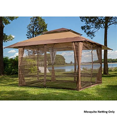 Mosquito Netting For Gazebo 10 X 10 Mosquito Netting Panels For Gazebo Canopy