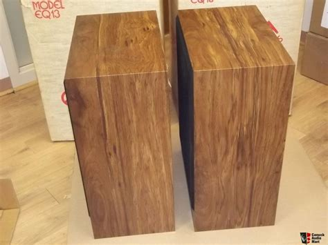 Vintage American Acoustics D3550e Box American Acoustics Labs Eq13 Pair Of Vintage Speakers New Stock Photo 1661026 Canuck
