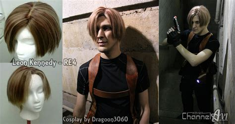 leons kennedy hairstyle for men image gallery leon kennedy hair