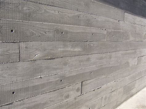 pattern concrete wall concrete concrete meant to appear as wood the