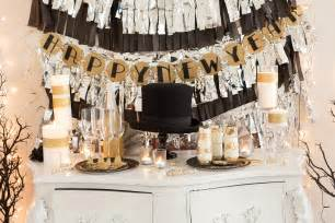 New Year Decoration Ideas For Home Tissue Paper Fringed Garland New Year S Eve Party Decor