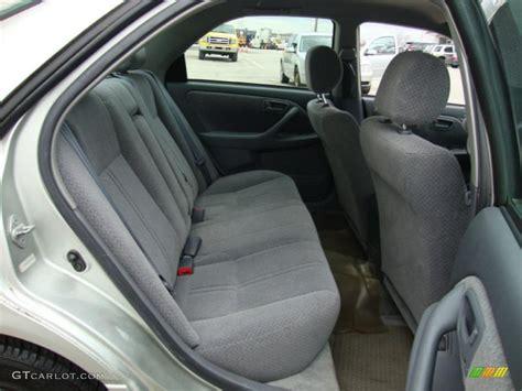2000 Toyota Camry Interior 2000 Toyota Camry Le Interior Photo 41064427 Gtcarlot