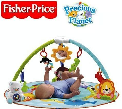 Fisher Price Musical Activity Play Mat new fisher price precious planet deluxe musical activity