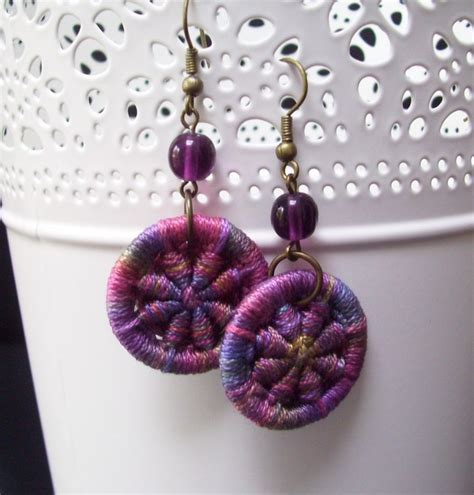 Handmade Jewellery Dorset - dorset button earrings buttons diy dorset etc