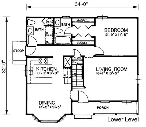 simple low cost to build house plans studio design