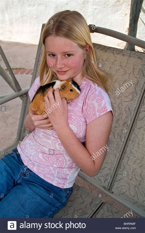 portrait of 10 year old girl stock photo getty images portrait 10 11 year old girl relaxes relaxing playing with