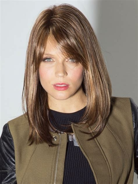 Side Bangs Hairstyles by 10 Exclusive Secrets On How To Spice Up Side Bangs