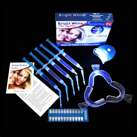 brightwhite smile teeth whitening light free shipping professional teeth whitening kit bleaching