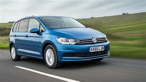 Touran Auto by Volkswagen Touran Review Top Gear