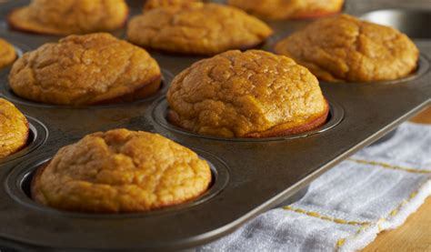 pumpkin muffins recipe dishmaps