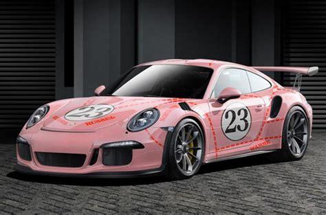 pink porsche 911 ausmotive com 187 porsche s pink pig lives on