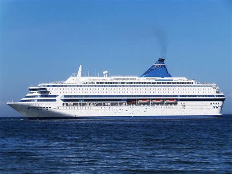 boat to america from uk 1992 roro cruise ferry 3600 plus passenger beds stock no