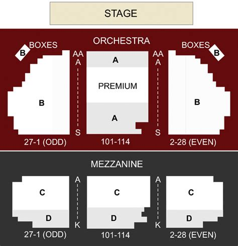 gerald schoenfeld theater seating chart gerald schoenfeld theater new york ny seating chart and