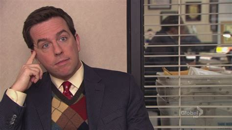 Andy In The Office by 100 Best Comedy Characters Currently On Television 60 51