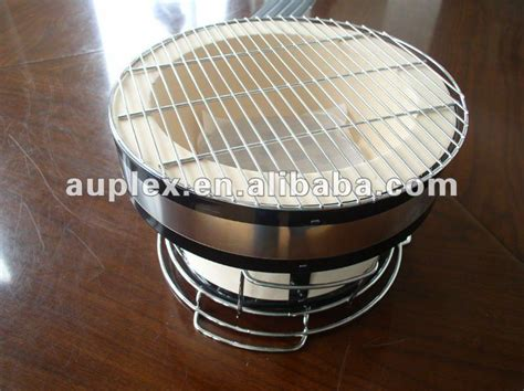 japanese grill on table outdoor portable clay barbecue stove charcoal mini table