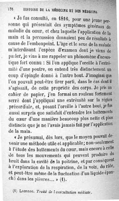 storia dello stetoscopio fonendoscop. histoire du Stethoscope