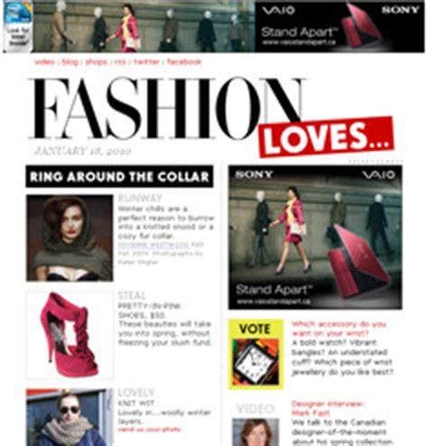 fashion newsletter 28 images promotional fashion e