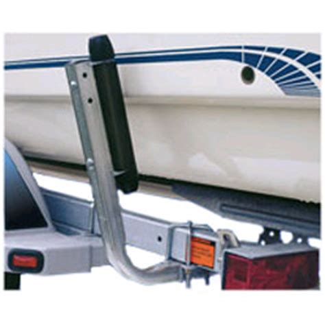 boat trailer roller alignment c e smith roller style boat guides west marine