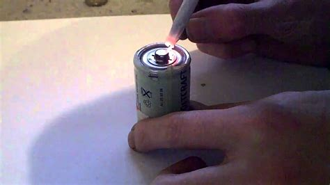 How To Light A Lighter by Igarette Burn Without Lighter Light Cigarette Without