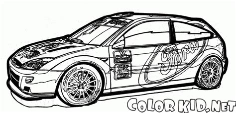 coloring pages of rally cars coloring page rally car in 1985