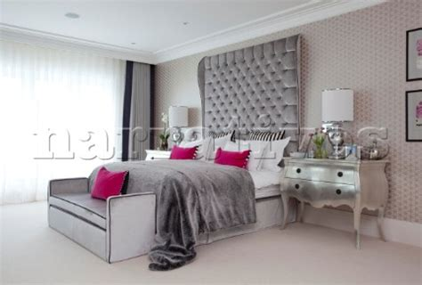 silver and pink bedroom pink and silver bedroom home design
