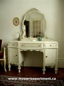 Makeup Vanity Toronto Painted Distressed Shabby Chic Vintage Vanities By My