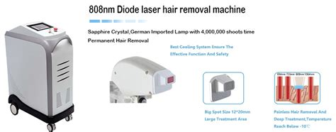 most effective laser hair removal machine most effective professional 808nm diode laser permanent