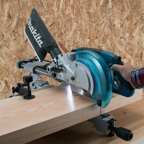 makita drop saw bench makita ls0815f miter saw review 8 1 2 in slide compound saw