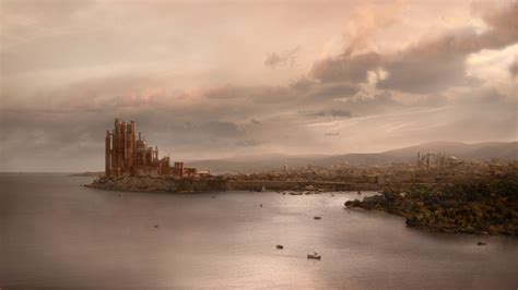 king s landing landing of thrones wallpaper 20412877 fanpop