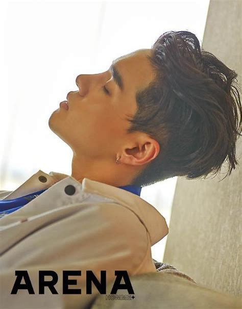Dean Hairstyle by Ask K Pop Dean Tries An Unconventional Hairstyle For Arena