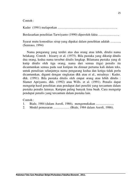 Penulisan Daftar Pustaka Jurnal Penelitian | contoh penulisan jurnal penelitian yang benar contoh win