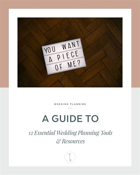 Wedding Planner Resources by 12 Essential Wedding Planning Tools Resources Uk