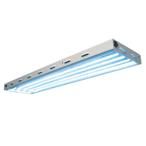 t5 fluorescent light fixtures sun blaze t5 ho fluorescent grow light fixtures sun