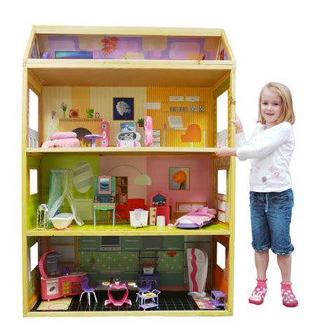 doll house story the feenix toys 4 story dollhouse gives various playing ideas with a range of optional