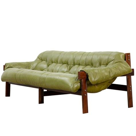 lafer sofa mid century rosewood sofa by percival lafer brazil 1960s