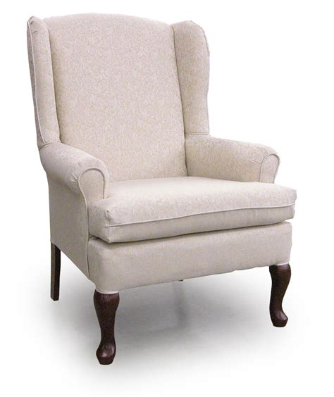 wingback chair living room furniture
