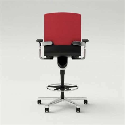 Counter Height Task Chair by In And On Counter Height Office Task Chairs