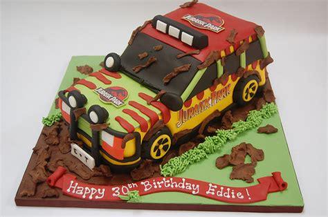Jurassic Park Cake Album on Imgur   Creative Ideas