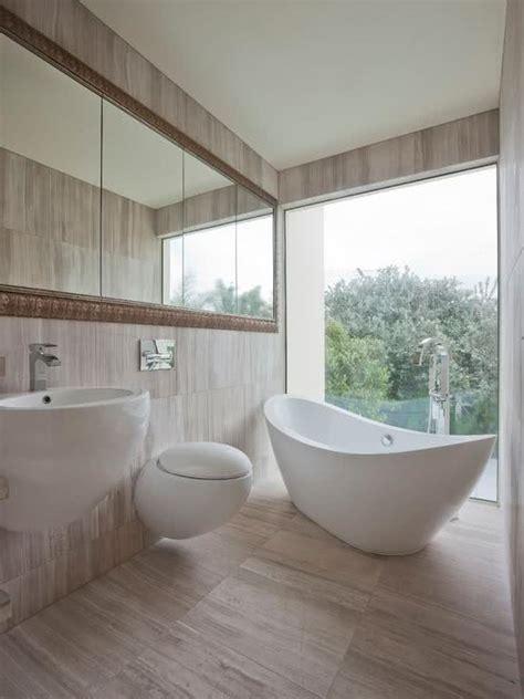 banheiros com banheiras 75 projetos fotos e ideias