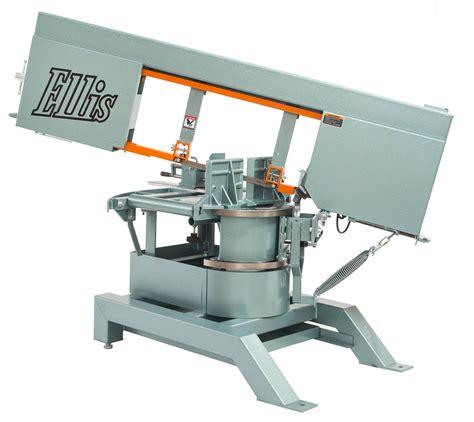 horizontal band saw table ellis 12 quot x 16 quot horizontal saw model 3000 new vander