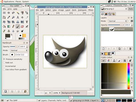 imagenes vectoriales gimp estudio logos gimp un programa gratuito ideal para