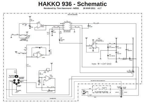 Murah Element Solder Gordak 936 A diy soldering station schematic diy get free image about
