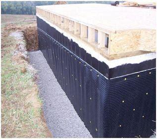 basement waterproofing new construction waterproofing drainage basement waterproofing