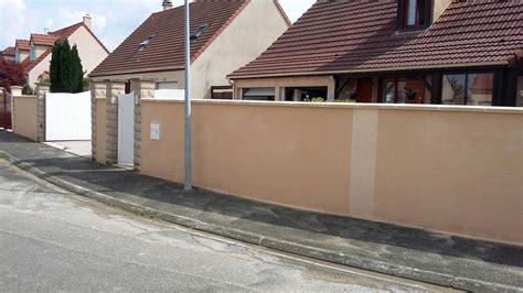 Construire Un Mur De Cloture 4067 by Comment Faire Un Mur De Cloture