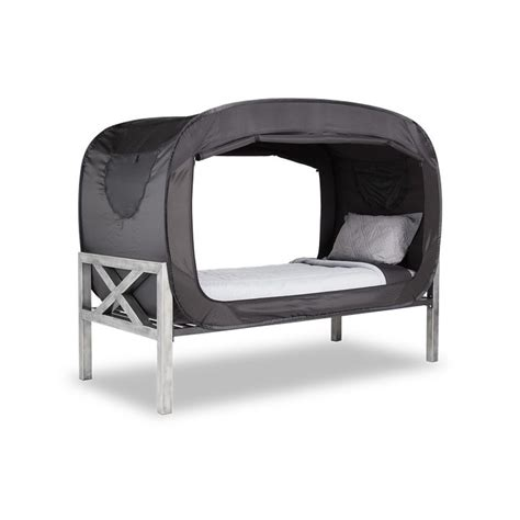Turn Your Bed Into A Private Tent | turn your bed into a private tent