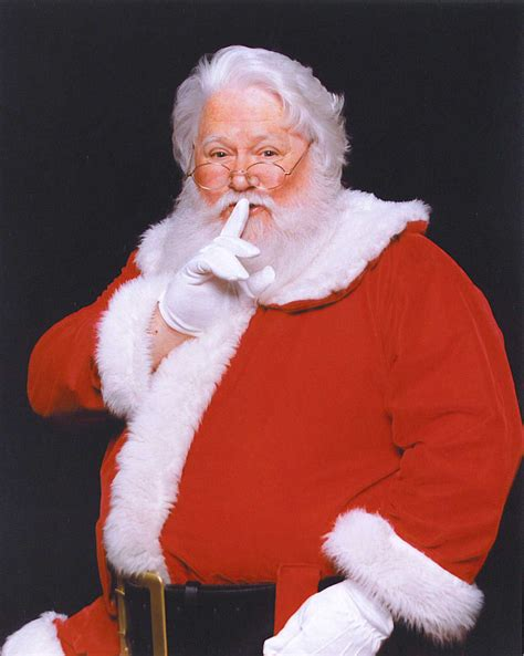 shhh secret santa is coming to town