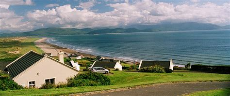 Eco Friendly House holiday homes kerry inch beach self catering holiday