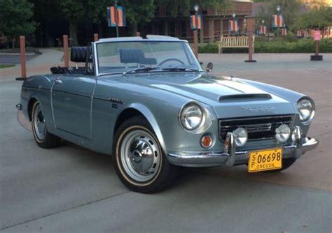 1967 datsun 2000 roadster for sale ex racer solexed 1967 datsun 2000 roadster bring a