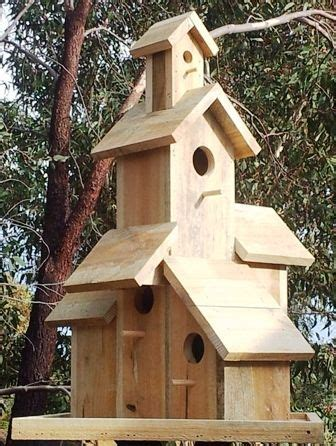 1000 images about birdhouses large wooden for poles on